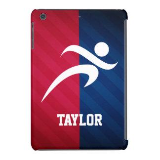 Runner; Red, White, and Blue iPad Mini Retina Cases