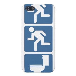 Runner-Runner Flush Cover For iPhone 5