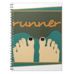 Runner Toes Journal