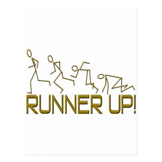 Runner Up! Postcard