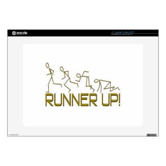 """Runner Up 15"""" Laptop Skin"""