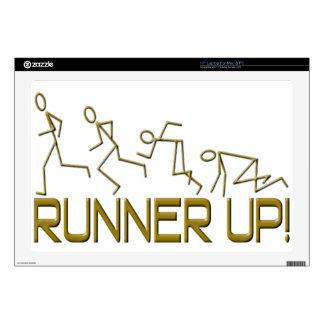 Runner Up! Skin For Laptop