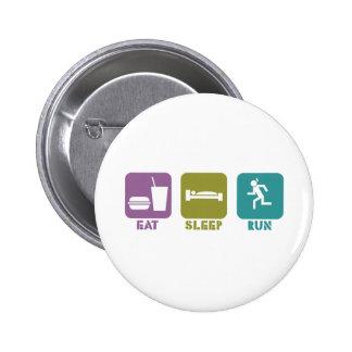 RunnerChick ESR Pinback Button