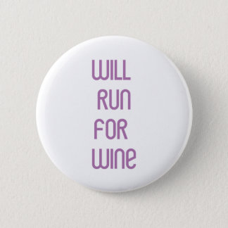 RunnerChick Wine Button