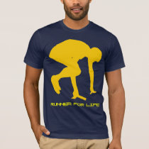 RUNNER'S ATHLETIC T-SHIRTS - BACK TO SCHOOL GIFTS