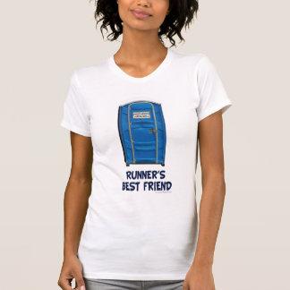 Runner's Best Friend T Shirt