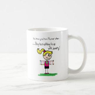 Runner's Bling Coffee Mug