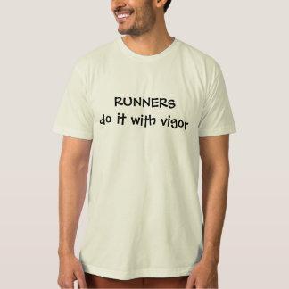 Runners do it joke T-Shirt