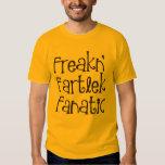 Runners Freakn' Fartlek Fanatic Tshirts