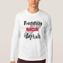 Runners Kick Asphalt New Balance LS T-shirt