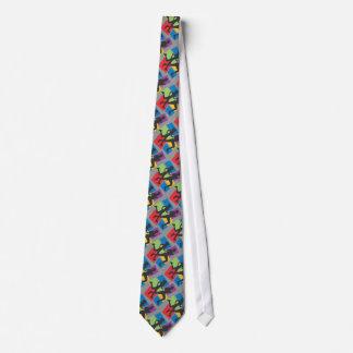 Runners Man's Necktie