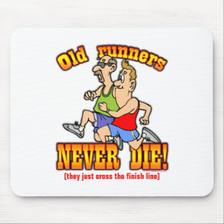 Runners Mouse Pad