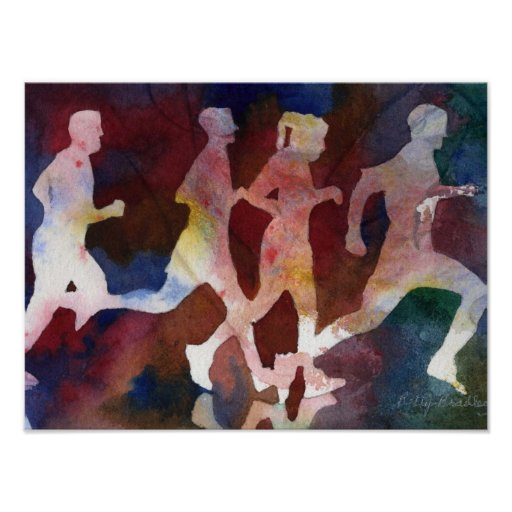 Runners Posters