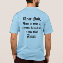 Runner's Prayer - Adidas SS T-Shirt