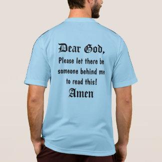 Runner's Prayer - Adidas SS T-Shirt