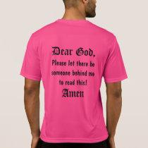 Runner's Prayer - Sport-Tek SS T-Shirt