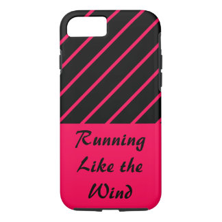 Runners Rose Pink Sporty Workout CricketDiane iPhone 7 Case