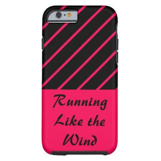 Runners Rose Pink Sporty Workout CricketDiane Tough iPhone 6 Case