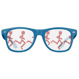 Runners Running Novelty Party Shades