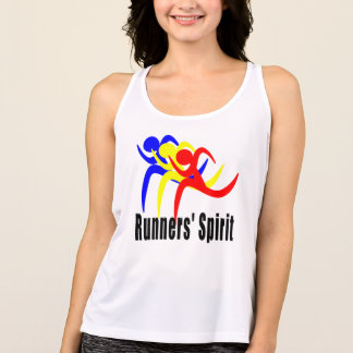 Runners' Spirit - All Sport Tank Top