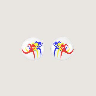 Runners' Spirit Earrings