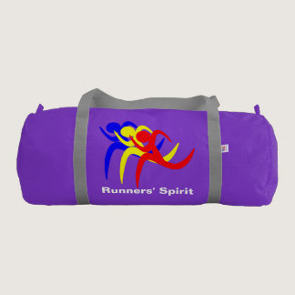 Runners' Spirit Gym Bag