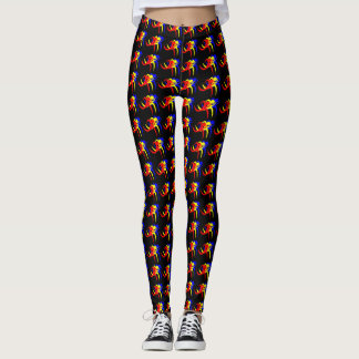 Runners' Spirit Leggings