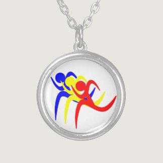 Runners' Spirit Necklace