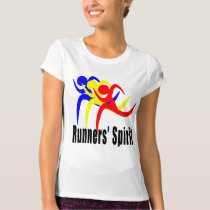 Runners' Spirit - New Balance SS T-shirt