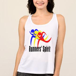 Runners' Spirit - New Balance Tank Top
