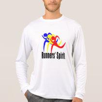 Runners' Spirit - Sport-Tek LS T-Shirt