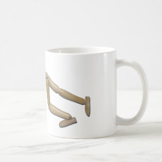 RunnerStance121211 Coffee Mug