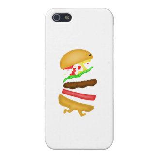 Runnin burger iPhone SE/5/5s cover