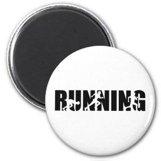 Running 2 Inch Round Magnet