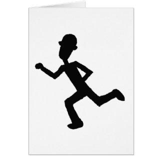 Running Agent Card