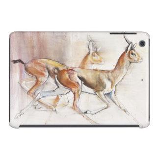 Running Arabian Gazelles 2010 iPad Mini Retina Covers