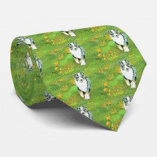 Running Aussie Mens Necktie
