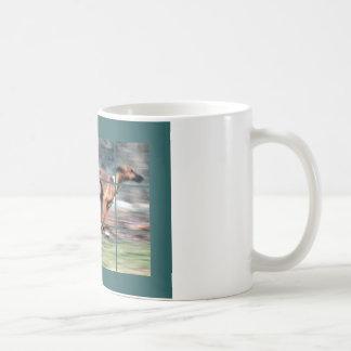 Running Azawakh Mug