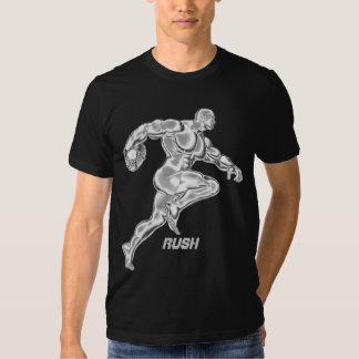 Running Back Football Player Rush T-Shirt