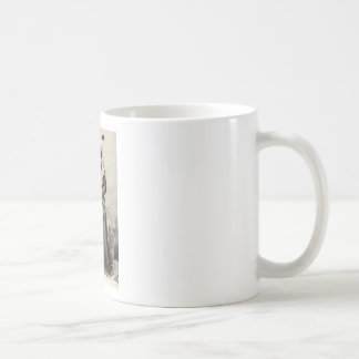 Running Bear Coffee Mug