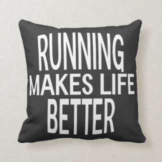 Running Better Pillow - Assorted Styles & Colors