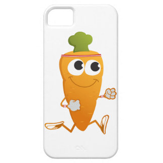 Running Carrot iPhone SE/5/5s Case