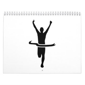 Running champion calendar