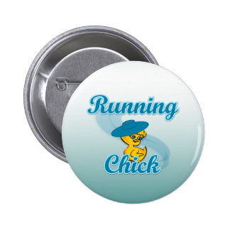Running Chick #3 Buttons