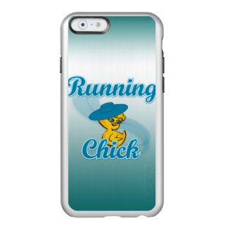 Running Chick #3 Incipio Feather® Shine iPhone 6 Case