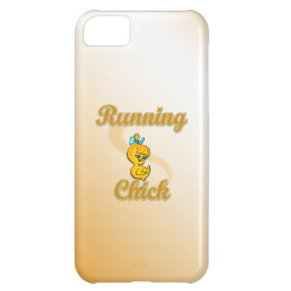 Running Chick Case For iPhone 5C