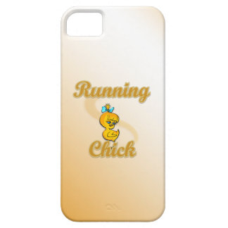 Running Chick iPhone 5 Covers