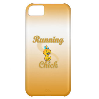 Running Chick iPhone 5C Covers