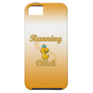 Running Chick iPhone 5 Case