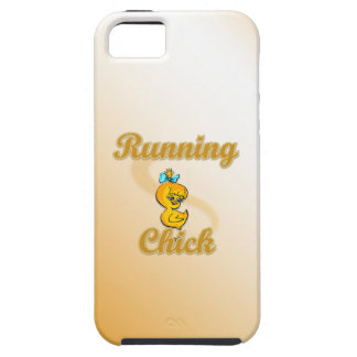 Running Chick iPhone 5 Cover